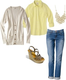 Day 7 - Spring Style Me Outfit